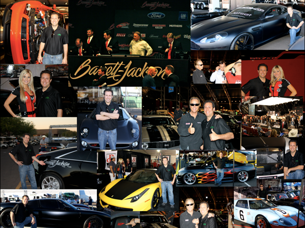Barrett-Jackson Collector Car Event
