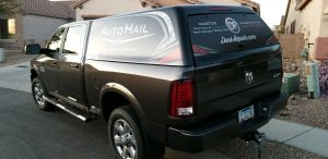 Hail Damage Repair Sweetwater Texas