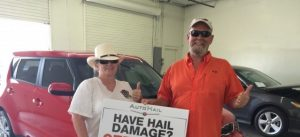Gold Canyon Auto Hail Damage Repair